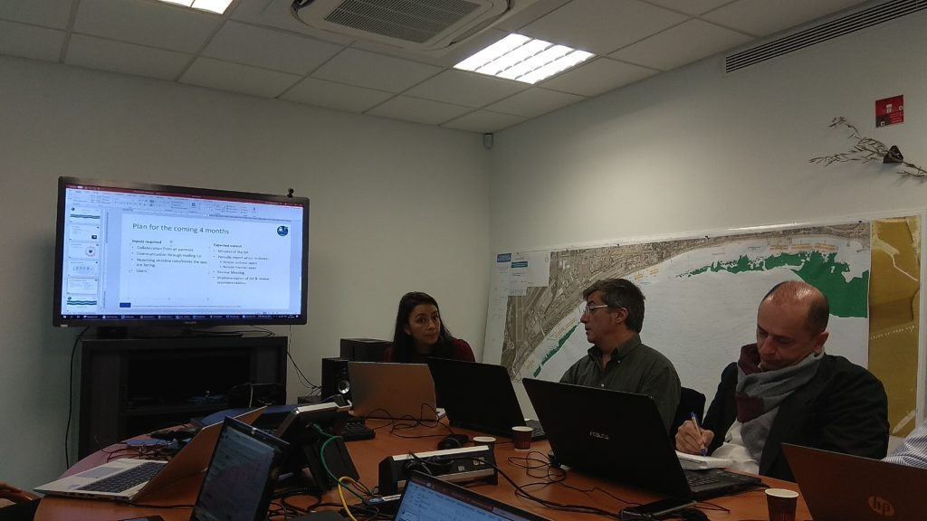 HiSea Project General Assembly meeting in Nice