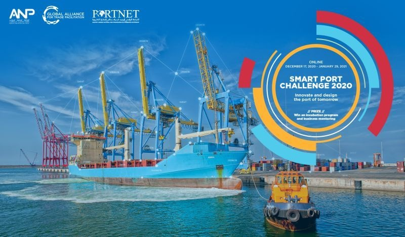 HiSea solutions chosen as finalists in the Smart Port Challenge 2020